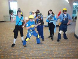 AFest '10: Blu Team by TEi-Has-Pants