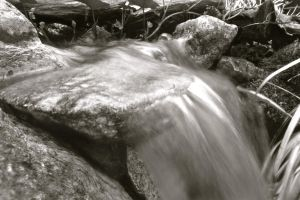 Flowing Stream by Justateen10