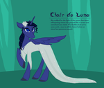 Clair de Lune (Commish) by ZumbaZyn