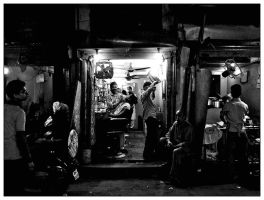 Portraits from Old Delhi 5 by Indiangal