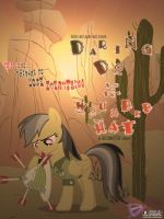 Daring Do and the Wounded Hat (Promo) by UtterlyLudicrous