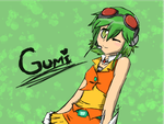 Redraw Gumi by Snow-Berries