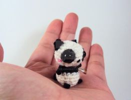 April Free Giveaway - Panda by altearithe