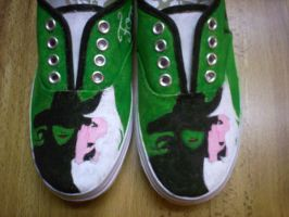 Wicked Shoes by Tammy-Tamborine