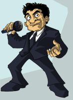 George Lopez by Locoduck