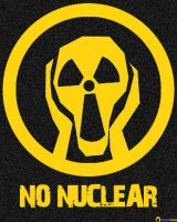 No Nuclear by caniodica