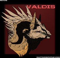 G. VALDIS. by MatterIntoTheVoid