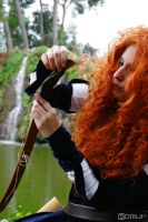 Paso a paso... [Merida Cosplay] by Alexye