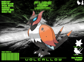 F.U.S.E Corp Lab:Volcallow by Dragonith