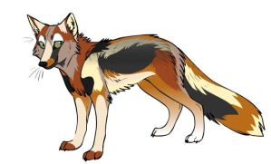 Kaylink's Fox Creator by Sketchly