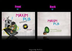 maxim pub flyer by 5835178