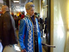 Fumettopoli 2008- Vergil 1 by chocostyle13