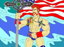 American Sheamus by McGreger16