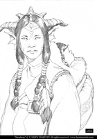 Shoshone (Sketch) by ElementsWorkshop