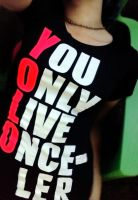 You Only Live Once-ler! by Nursehella
