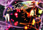 Wallpaper Fire and Purple KOF by GothicYola