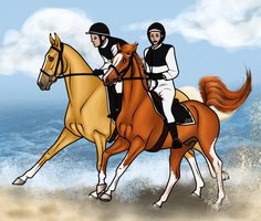 Beach Stakes Race Entry by Ehetere