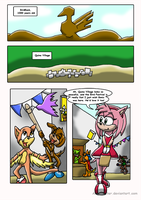 Sonic and the BirdStone chap1 P04 by Amandaxter