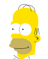 Homer Simpson by simpsonsfan628