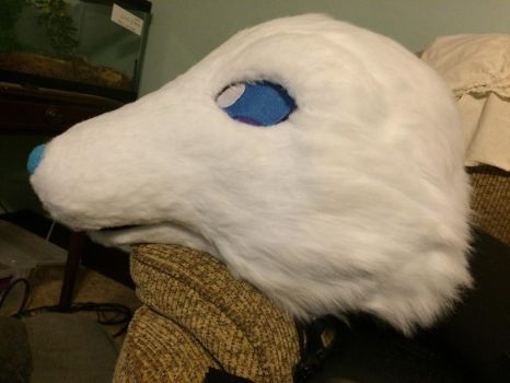 Ninetales Quadsuit WIP by Follow-to-wonder