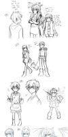 pile of httyd/rotg sketches by isrslyhavenoidea
