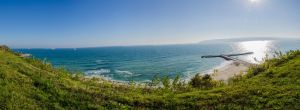Black Sea Panorama by Flames8