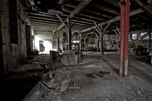 abadoned place - location 1 - 3 by VooDooMania