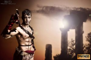'Memories Forever' - Fomentus - Cosplay Spartacus by LeonChiroCosplayArt