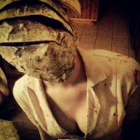 Silent Hill Nurse Cosplay by MissPyramidHead4
