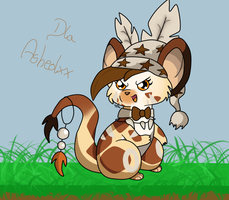 For Ashedxx by KotElen