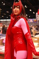 Cosplay: Scarlet Witch by SailorAnime