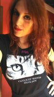 Cats just wanna have fun by RedSonja88