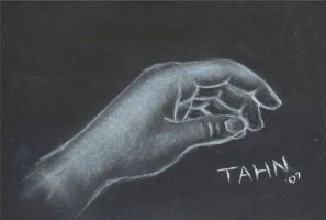 Hand of White by Tahn