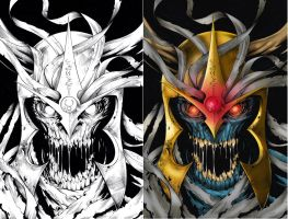 Mumra side by side by firepunk626