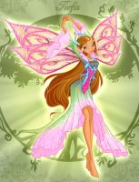 Winx Club Flora Tiefix by fantazyme