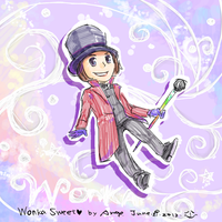 Wonka Sweet by amoykid