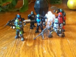 ODST Squad (Collection) by PikminHensley