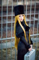 Maetel from Galaxy Express 999 by TENinania