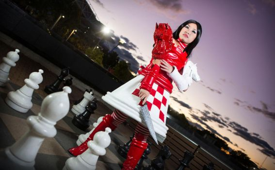 Alice Madness Returns: Checkmate by alita-b-angel