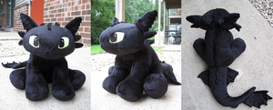 More Toothless WIP by munchforlunch