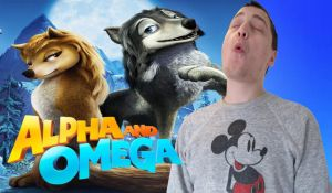 Movie Review Title Card: Alpha and Omega (2010) by SB1991