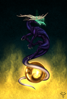 Monster Design Contest - Progenitor of Creatures by ShemeiArt
