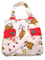 Rilakkuma Tote Bag by deconstructedstars
