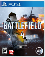 Battlefield 4 ROBLOX PS4 by bloxseb59