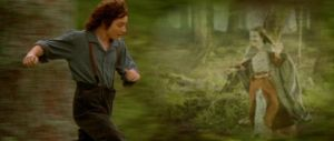 Lucy and Frodo by angelprincess101