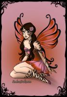 Tiger Girl Fairy by Kailie2122