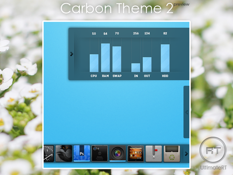 Carbon Theme 2 - preview by UltimateRT
