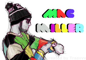 Mac Miller by Traavvv