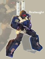 MNC : TF G1Onslaught by Beriuos