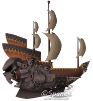 The Buccaneer II by Spanex
